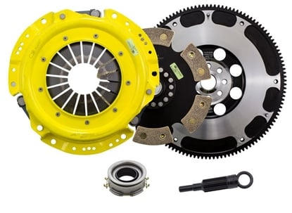 Picture of ACT HD  6-Pad Clutch Kit w/ Flywheel FRS / BRZ / 86 - SB7-HDR6