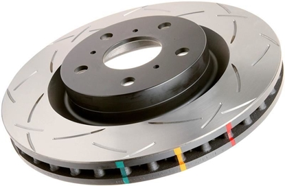 Picture of DBA Sloted T3 Rotor 4000 Series (Rear)
