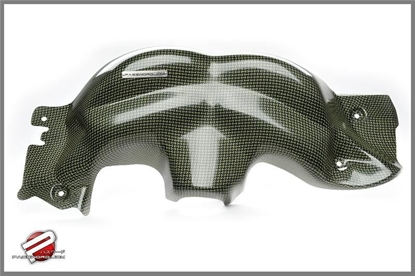 Picture of Password JDM Carbon Kevlar Engine Cover