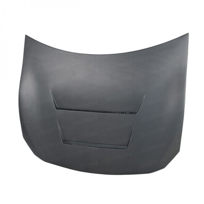 Picture of SEIBON DV-Style Dry Carbon Hood **DISCONTINUED**