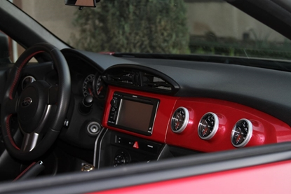 Picture of ATI Triple Meter Gauge Pod FRS/BRZ