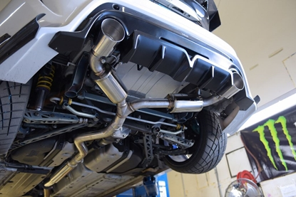 Picture of MXP Comp RS Catback FR-S / BRZ / 86 Exhaust System - MXP-COMP RS