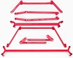 Picture of Agency Power 8Pc Lower Braces (DISCONTINUED)