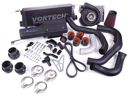 Picture of Vortech Tuner Kit with V-3 H67B Supercharger W/O tuning or fuel management