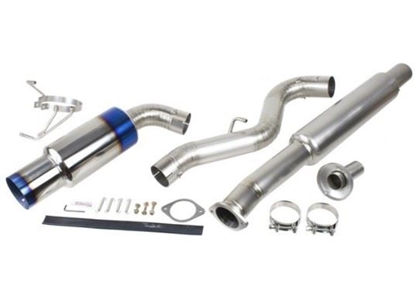 Picture of Tomei Expreme Ti Titanium Catback Exhaust Type 80R