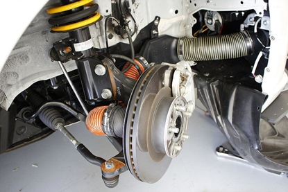 Picture of Verus FR-S / BRZ / GT86 - Full Brake Cooling Kit
