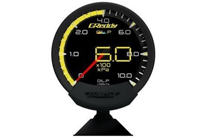 Picture of GReddy Sirius Unify Oil Pressure Gauge Set