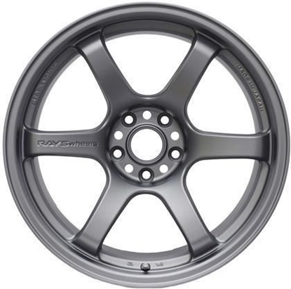 Picture of Gram Lights 57DR 17X9 5x100 +38 Gun Blue Wheel (DISCONTINUED COLOR)