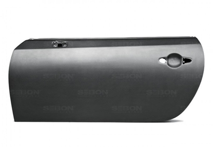 Picture of SEIBON OEM-Style Dry Carbon Doors FRS/BRZ/86 **DISCONTINUED**