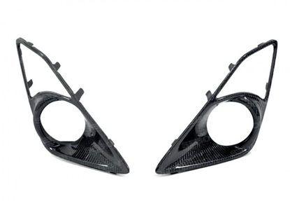 Picture of SEIBON Carbon Fiber Fog Light Surround FRS/86