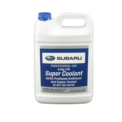 Picture of Subaru OEM Super Coolant 1 Gallon