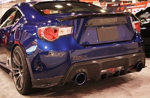 Picture for category Rear Bumpers