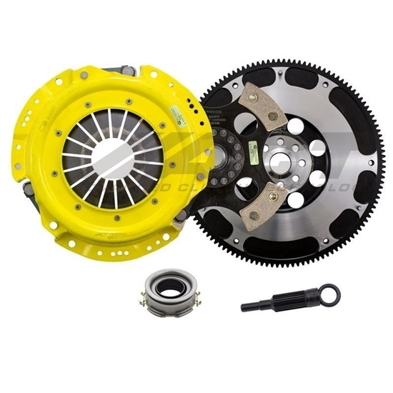 Picture of ACT HD  4-Puck Clutch Kit FRS / BRZ / 86 SB7-HDR4