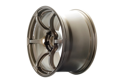 Picture of Advan Racing RGIII 18x9.5 +45 5x100 Umber Bronze