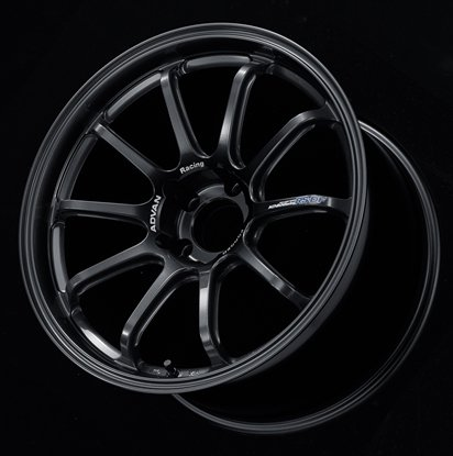 Picture of Advan Racing RS-DF Progressive 18x9.5 +40 5x100 Racing Titanium Black
