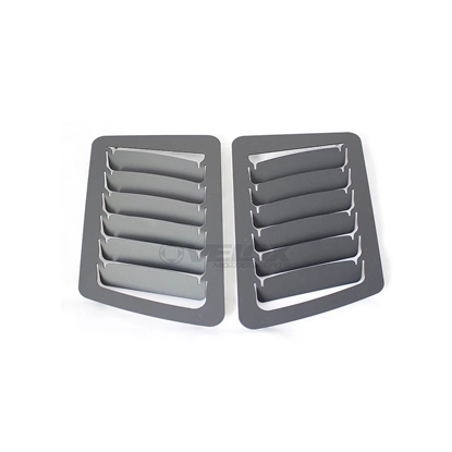 Picture of Verus FR-S / BRZ / GT86 - Hood Louver Kit, Small Vents (Black)