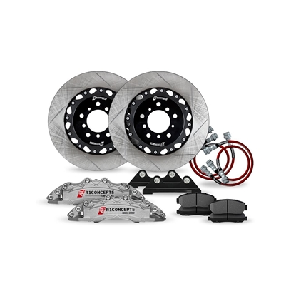 Picture of R1 Concepts Big Brake Kit - Front (356mm/6 Piston)