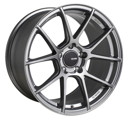 Picture of Enkei TSV 18x9.5 5x100 +40 Storm Grey