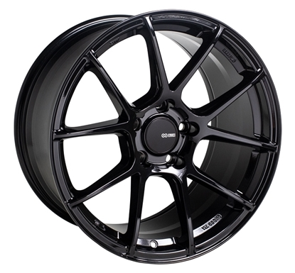 Picture of Enkei TSV 18x9.5 5x114 +38 Gloss Black