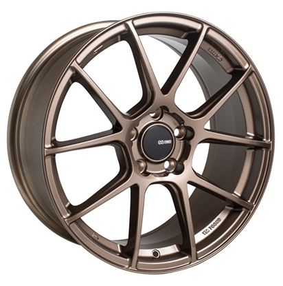 Picture of Enkei TSV 18x9.5 5x114 +38 Bronze