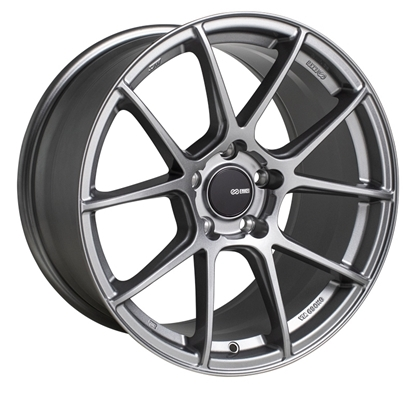 Picture of Enkei TSV 18x9.5 5x114 +15 Storm Grey