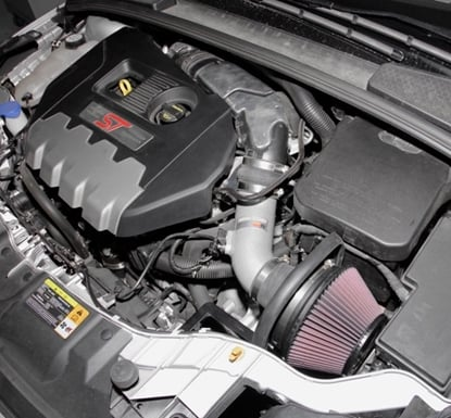 Picture of K&N Typhoon Air Intake Focus ST 2013+
