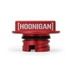Picture of Mishimoto Red Hoonigan Oil filler cap RS/ST 13+ MUSTANG 15+