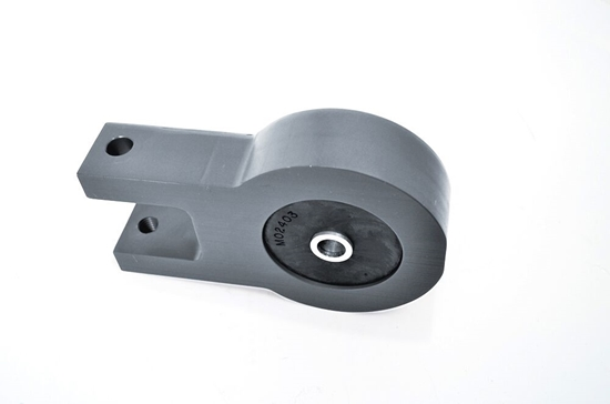 Picture of Agency Power Billet Lower Motor Mount Focus RS 16+