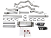 Picture of aFe MACH Force-Xp Catback Exhaust Black Tips Raptor 17+ - 49-43045-B