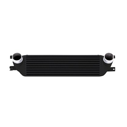 Picture of Mishimoto Black Front Mount Intercooler Mustang 15+ - MMINT-MUS4-15BK