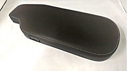 Picture of Silver Stitched GT86 Armrest - LHD