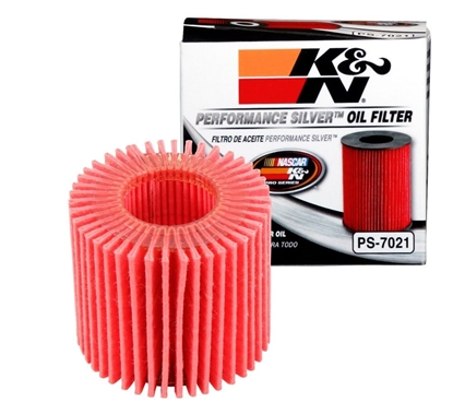 Picture of K&N Replacement Oil Filter Element C-HR 18+ PS-7021